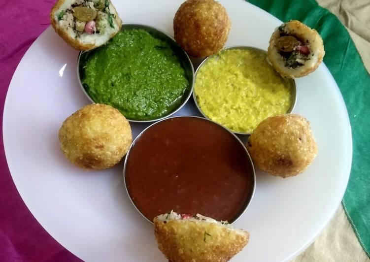 Recipe of Ultimate Farali pattice