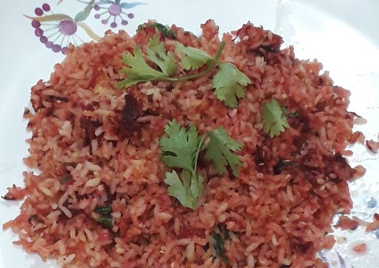 Top 10 Dinner Easy Super Quick Homemade Beetroot fried rice