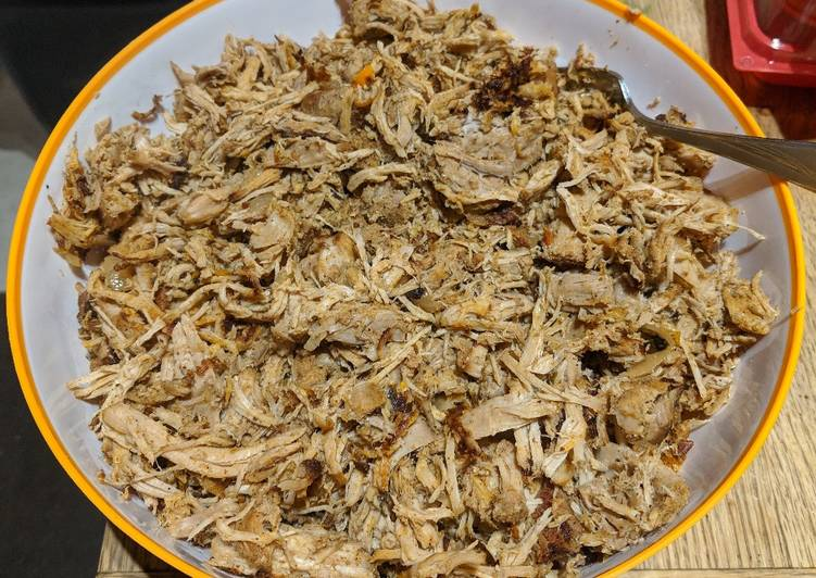Keto Carnitas (Slow Cooker)