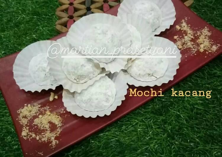 Mochi kacang tanah - cookandrecipe.com