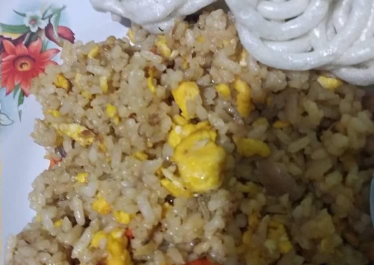 Resep Nasi Goreng simpel Bikin Laper