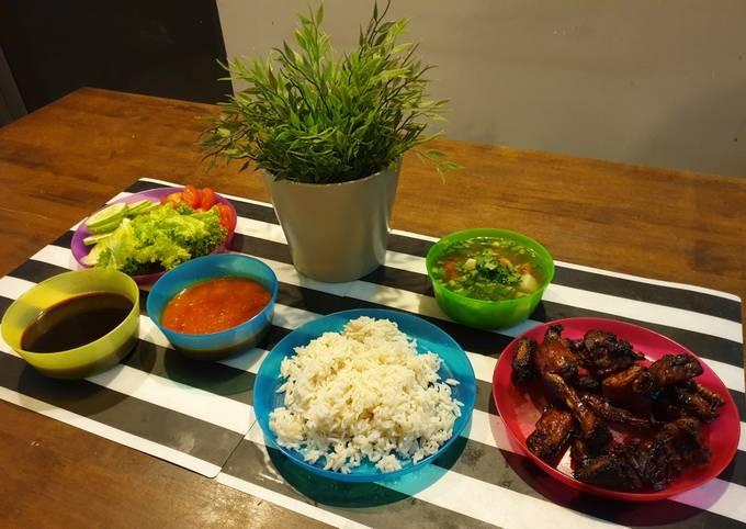 Nasi Ayam Main-Main