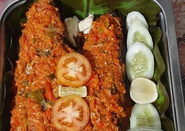 Ikan Tongkol saus Rica ala Manado