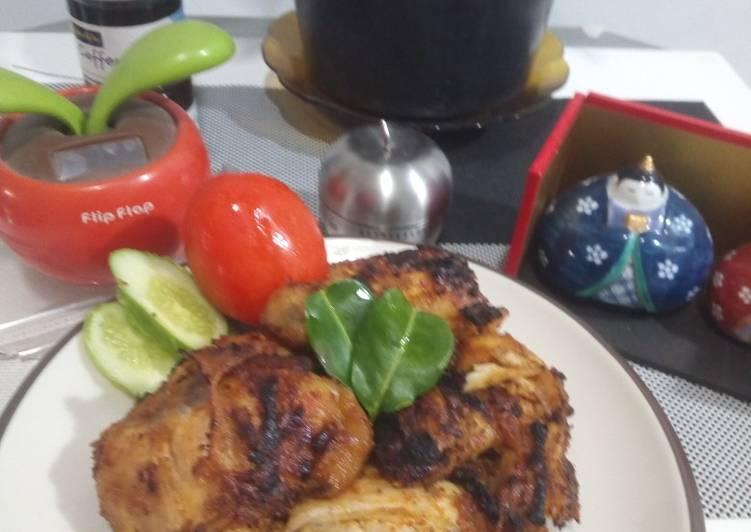 Ayam Bakar Bumbu Rujak Ala Dapur Saya😋