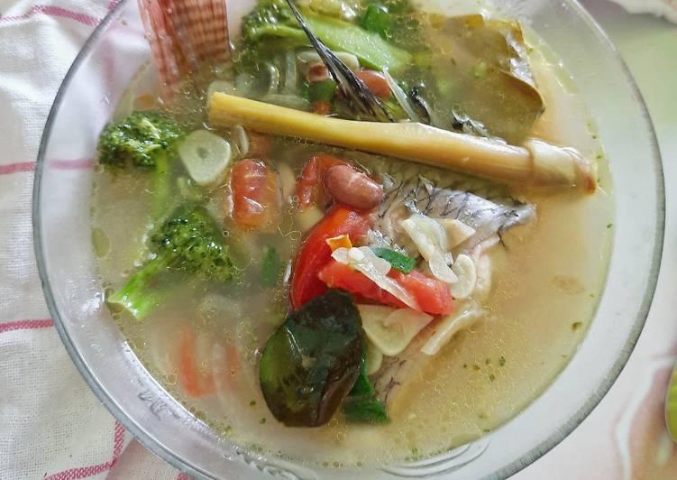 Recommended Resep Sup Ikan Nila Yang Sederhana