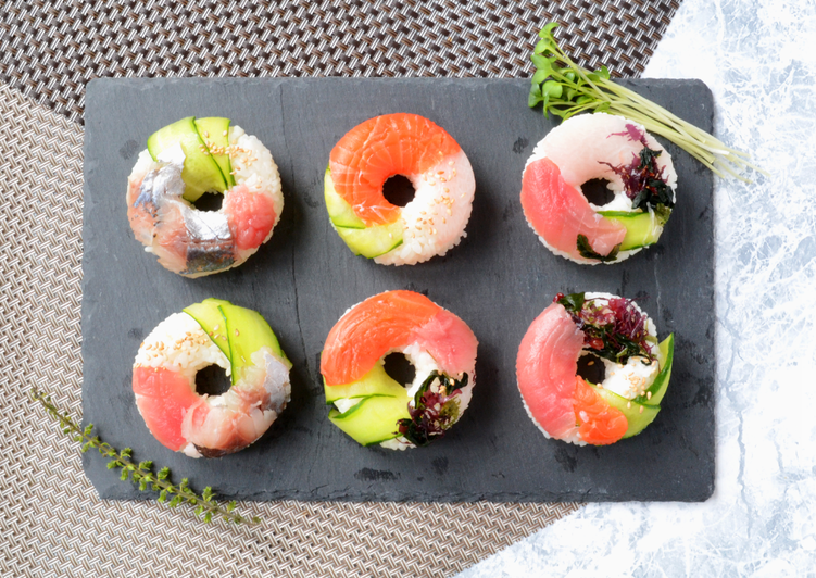 Recipe: Yummy Sushi Donuts