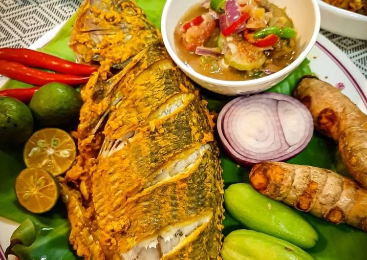 Talapia Panggang - resepipouler.com