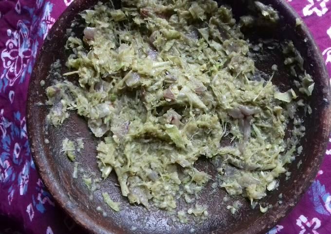 Langkah Mudah Membuat Sambal rawit putih bawang merah Anti…