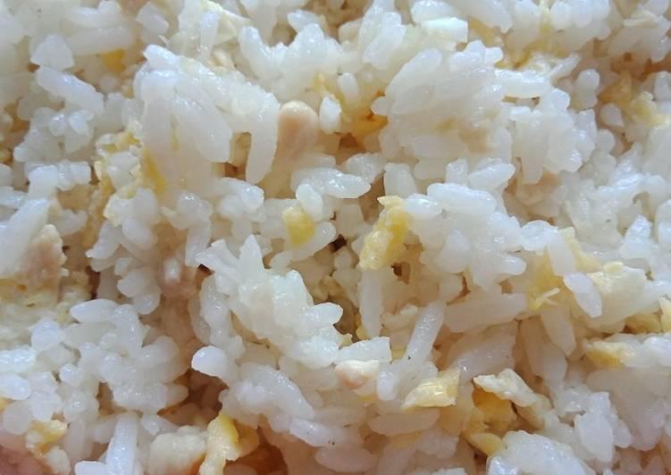 Resep Nasi goreng versi anak2 Paling dicari