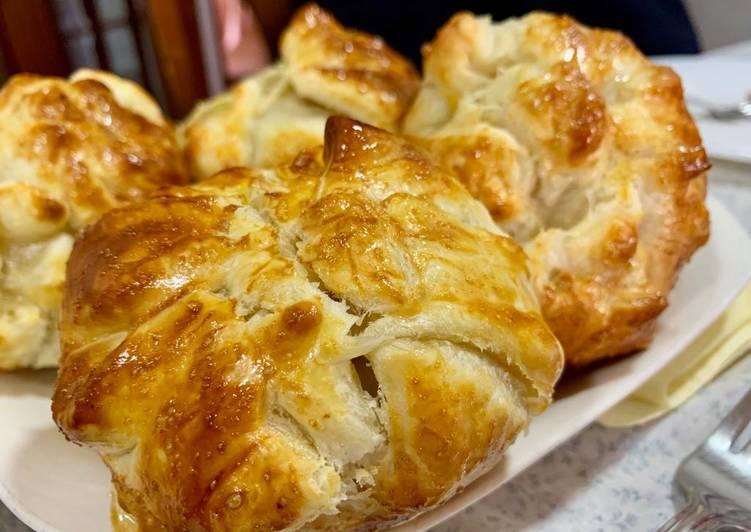 Pastelitos de Hojaldre con solomillo