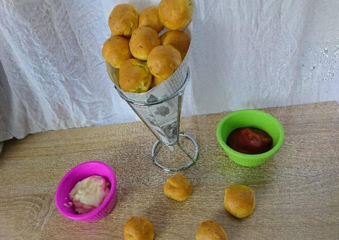 Pommes noisettes light