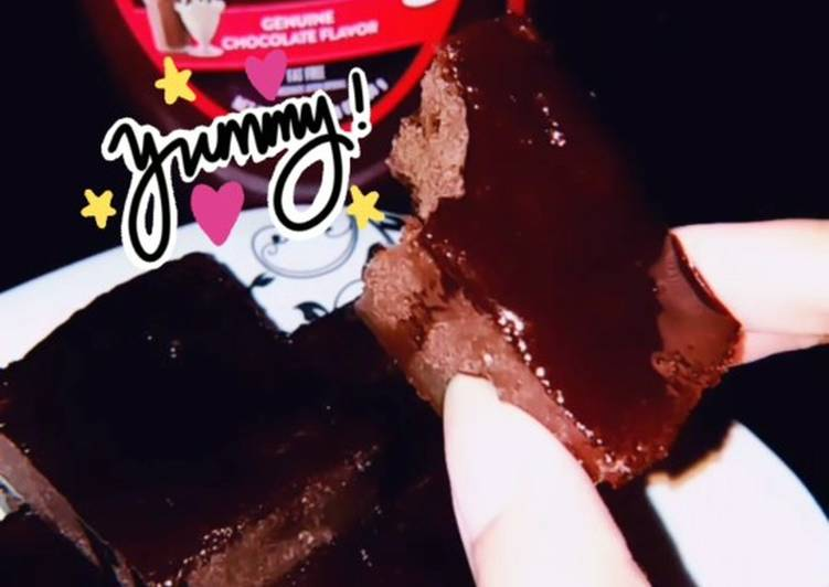 How to Make Quick Lockdown Brownies 🖤🍫