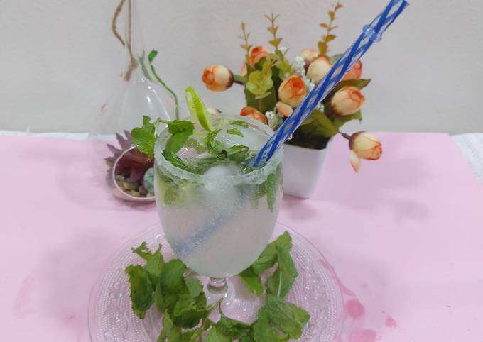Mojito virgin mint/ refreshing cool