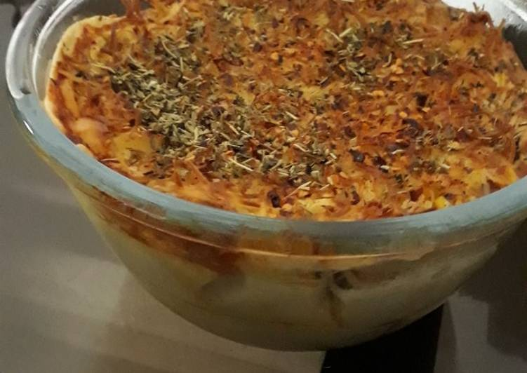 Easiest Way to Cook Appetizing Lasagne