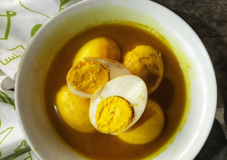 Telur Petis Madura