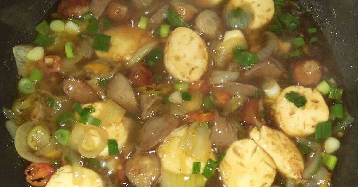 31 Resep Tofu Bakso Saus Tiram Enak Dan Sederhana Ala Rumahan Cookpad