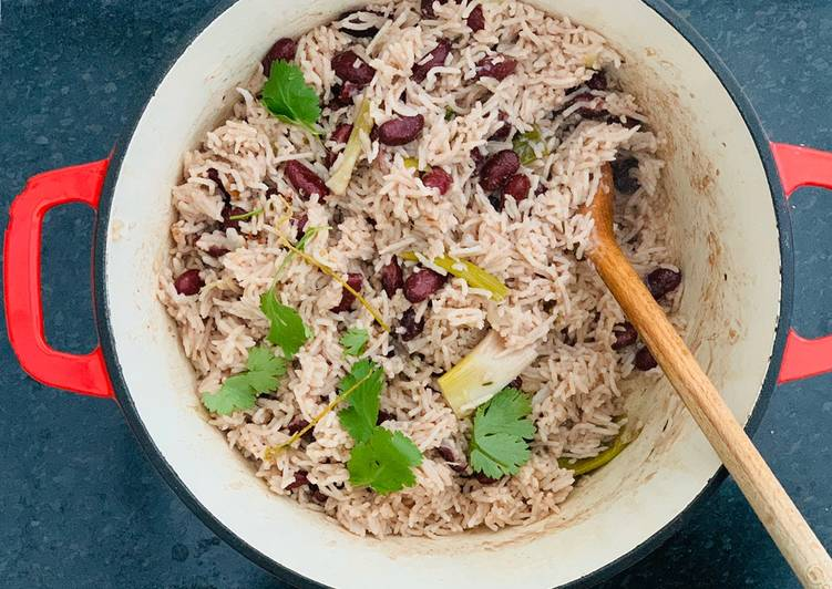 Picking The Right Foods Can Help You Stay Fit And Healthy Rice & peas