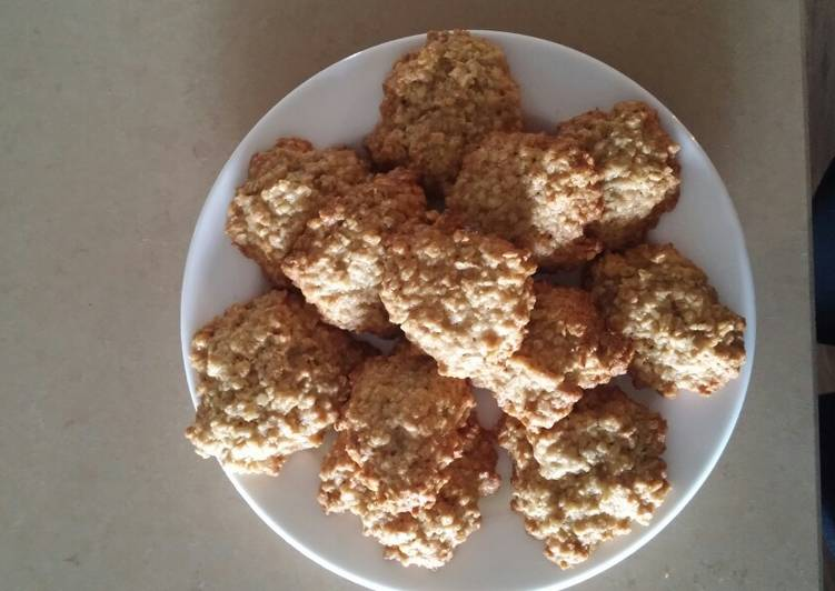 Recipe of Any-night-of-the-week Anzac Biscuits