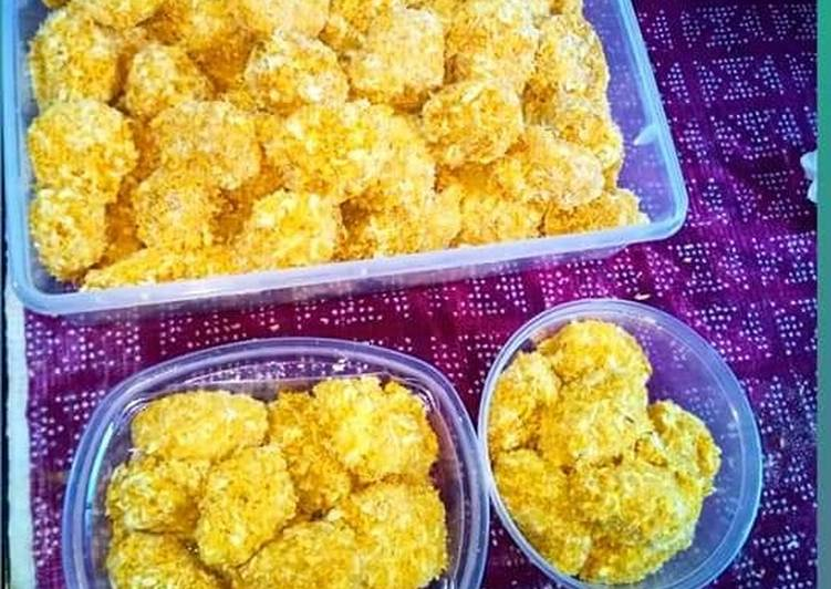Chicken Nugget Home Made ala Dapur Bunda Putri