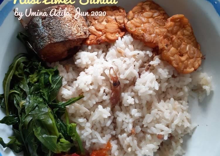 Nasi Liwet Sunda Ricecooker #NoMSG
