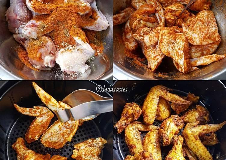 Resep Ayam Goreng Air Fryer Oleh Dada Cookpad