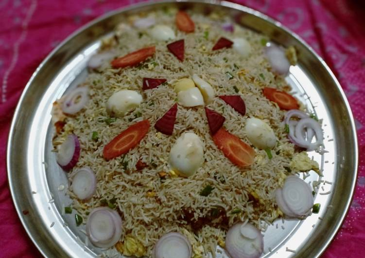 Kabsa Rice Recipe By Amaaya 007 Cookpad
