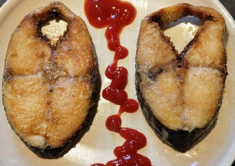 Recipe of Super Quick Homemade Fried Mackerel