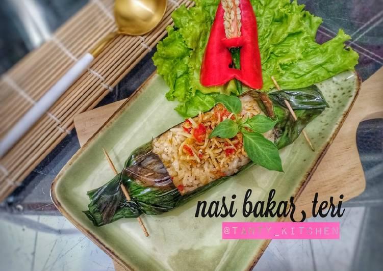 Nasi Bakar Teri