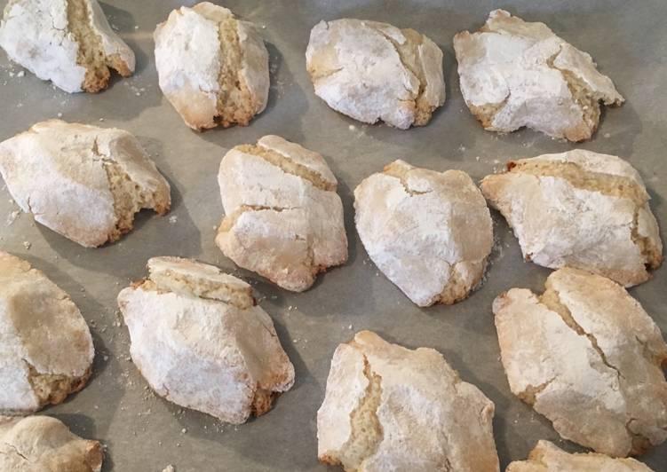 How to Prepare Yummy Ricciarelli