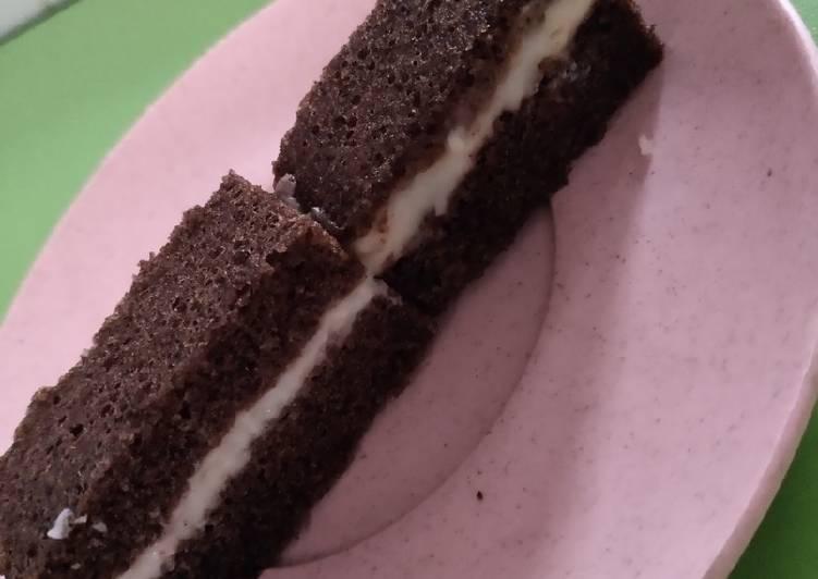 Resep Bolu ketan hitam kukus cheese cake yang Lezat Sekali