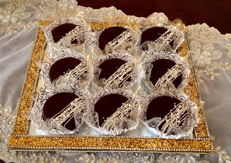 Gâteaux secs au caramel