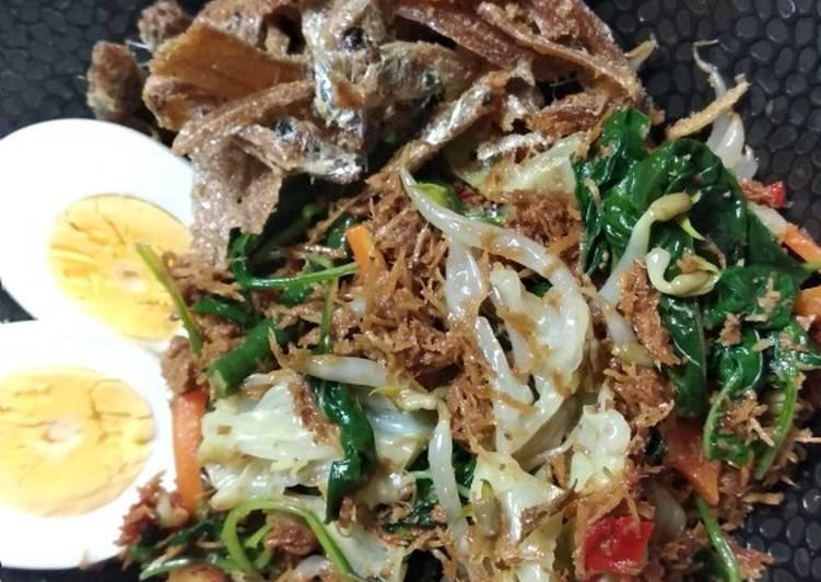 Resep Gudangan Urap Sayur Matang Oleh Septinada Cookpad