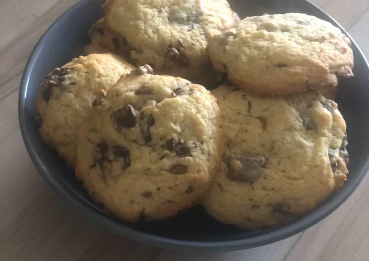 Le moyen le plus simple de Cuire Délicieux Cookies moelleux