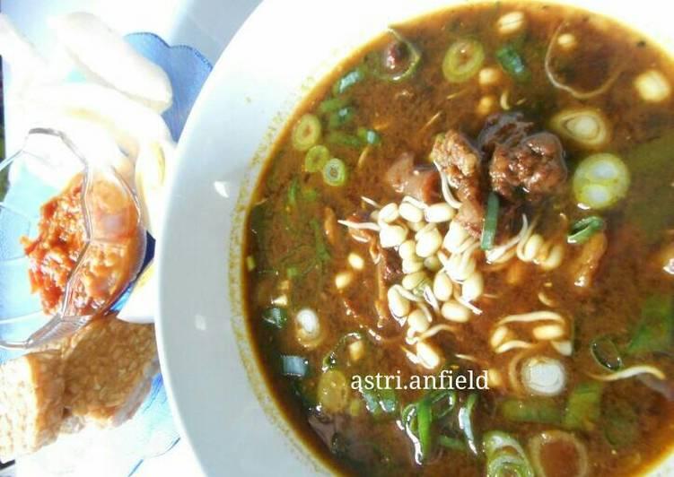Resep Rawon Daging Sapi Oleh Astri Anfield Cookpad