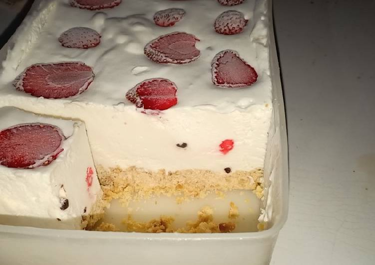 Rahasia Memasak B'day Ice Cream Cake Anti Gagal!