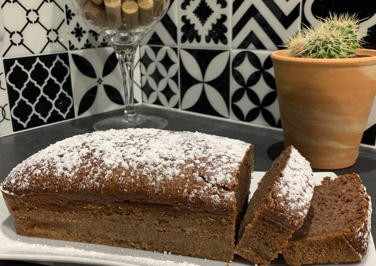 La Meilleur Recette De Gâteau à la danette au chocolat