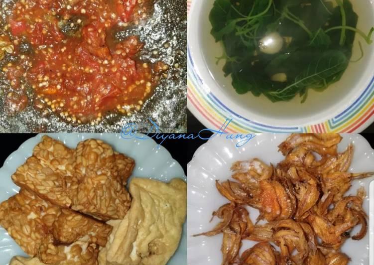 Resep 4 Menu Murah Meriah Oleh Diyanahung Cookpad