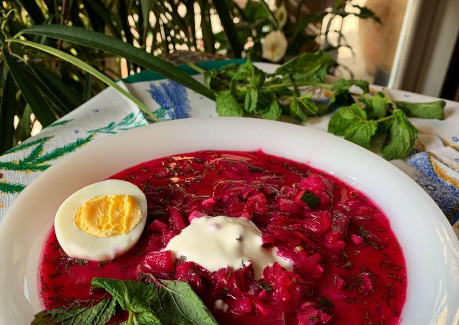 также суп свекольник рецепт пошаговый с фото стали падать вниз