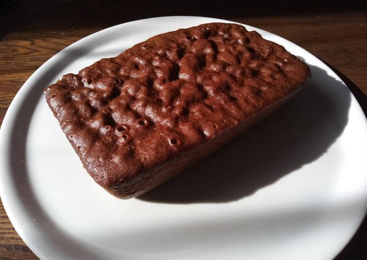 Recette Appétissante Sponge cake au Nutella