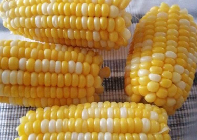 Easiest Way to Make Speedy Sweet Corn