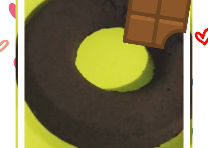 Oreo Cake / Bolu Oreo simple 2 bahan ajaa
