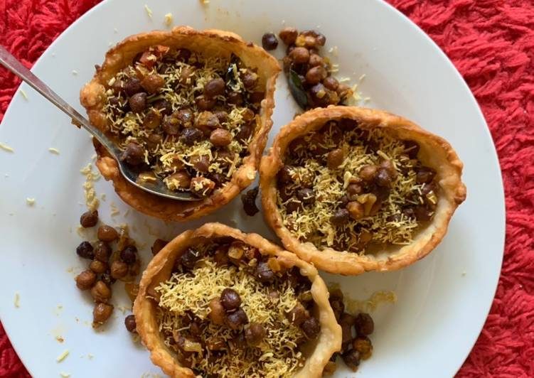 Recipe of Homemade Katori chaat