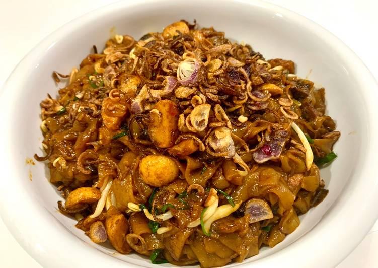 Cara Mudah Masak: Kuey Teow Goreng seafood  Dirumah