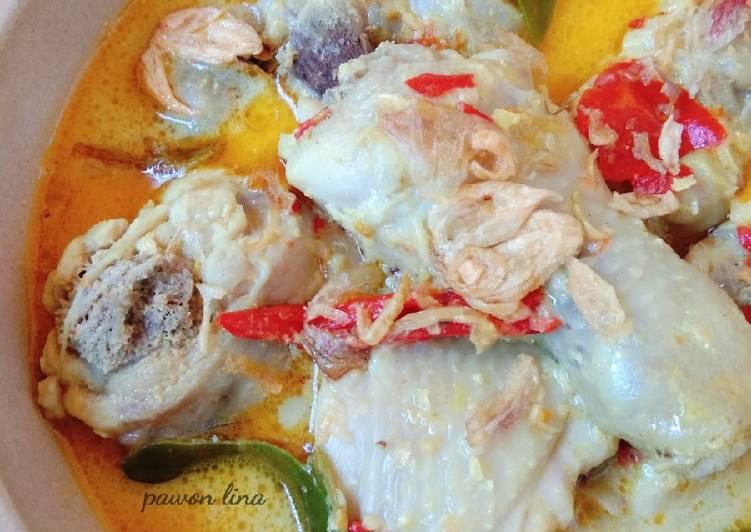Kari Ayam - cookandrecipe.com