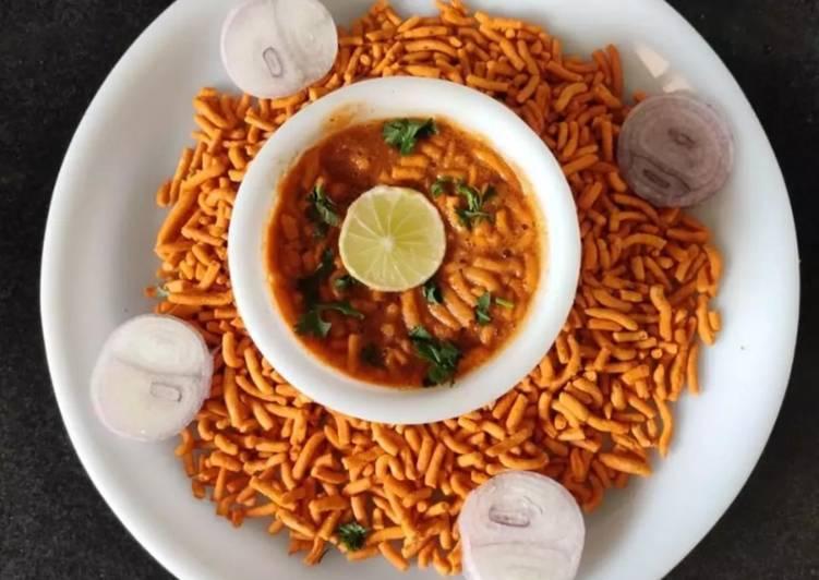 Absolutely Ultimate Dinner Ideas Royal Sev Bhaji