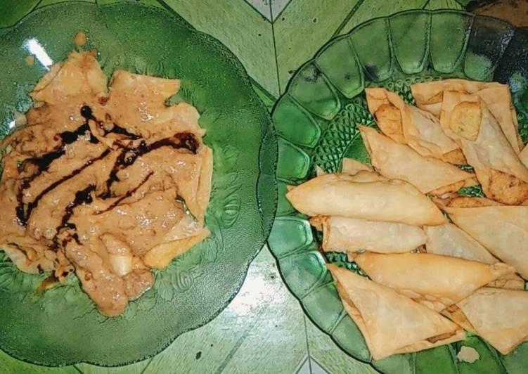 resep cara mengolah Batagor Sayur Kulit Pangsit