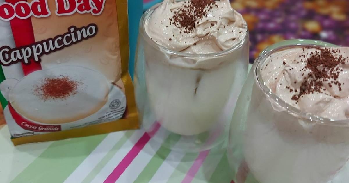 Resep Dalgona Coffee pakai goodday #dalgonakopi#minumanviral oleh  yuyun_yasmine - Cookpad