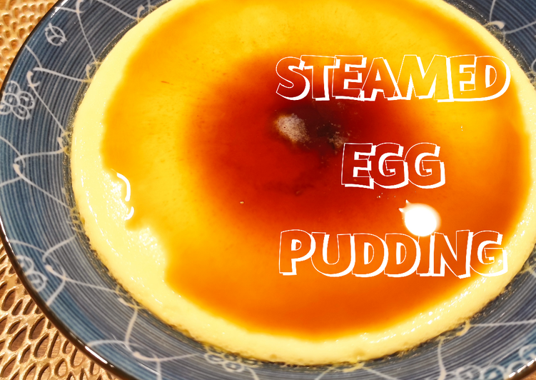 Recipe of Any-night-of-the-week Chinese Steamed Egg Pudding