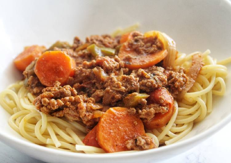 Step By Step Guide To Prepare Award Winning Spaghetti Bolo Best Recipes