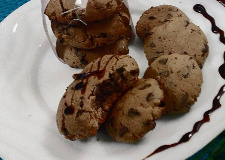 Easiest Way to Prepare Yummy Chocolates chip cookies